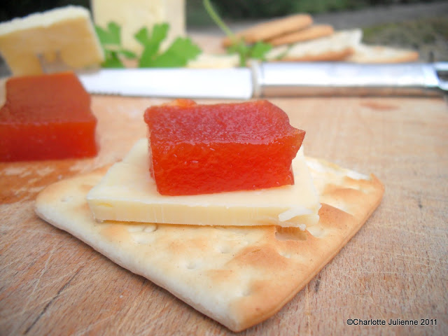 Quince Jelly from a Yorkshire Garden | Charlotte Julienne