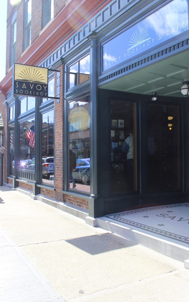 The Savoy Bookstore In Westerly Rhode Island