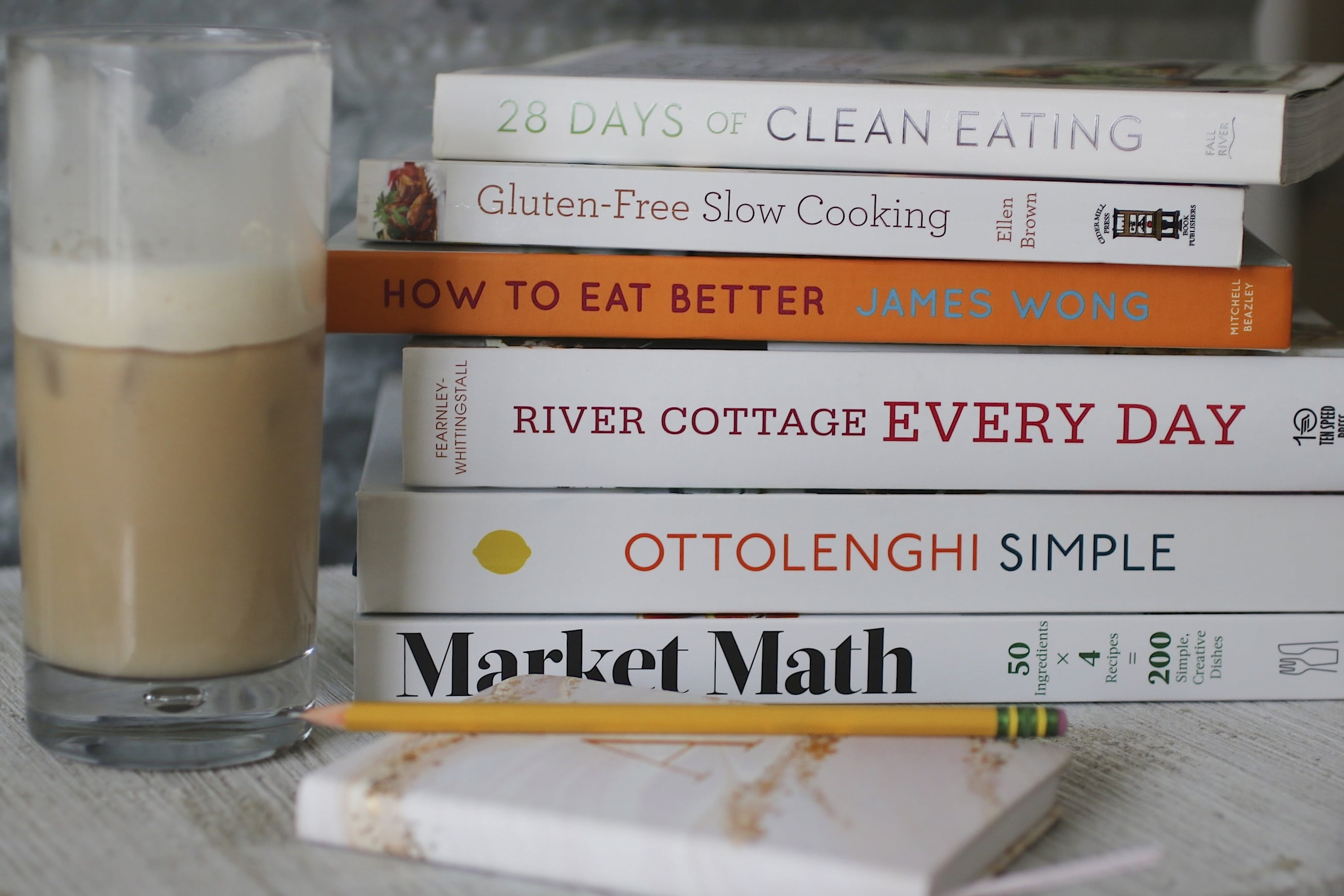 Six great cookbooks to start the new year.