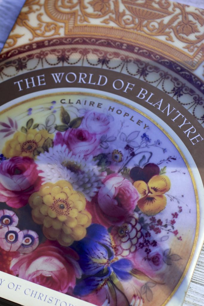 The World of Blantyre cookbook