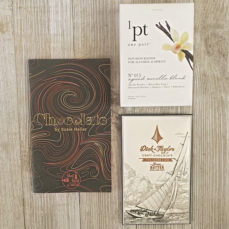 Chocolate & Vanilla
