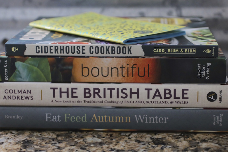 Our Top 5 Fall Cookbook Picks