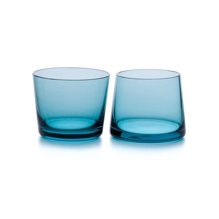 Shoal Blue Avva tumblers from Teroforma