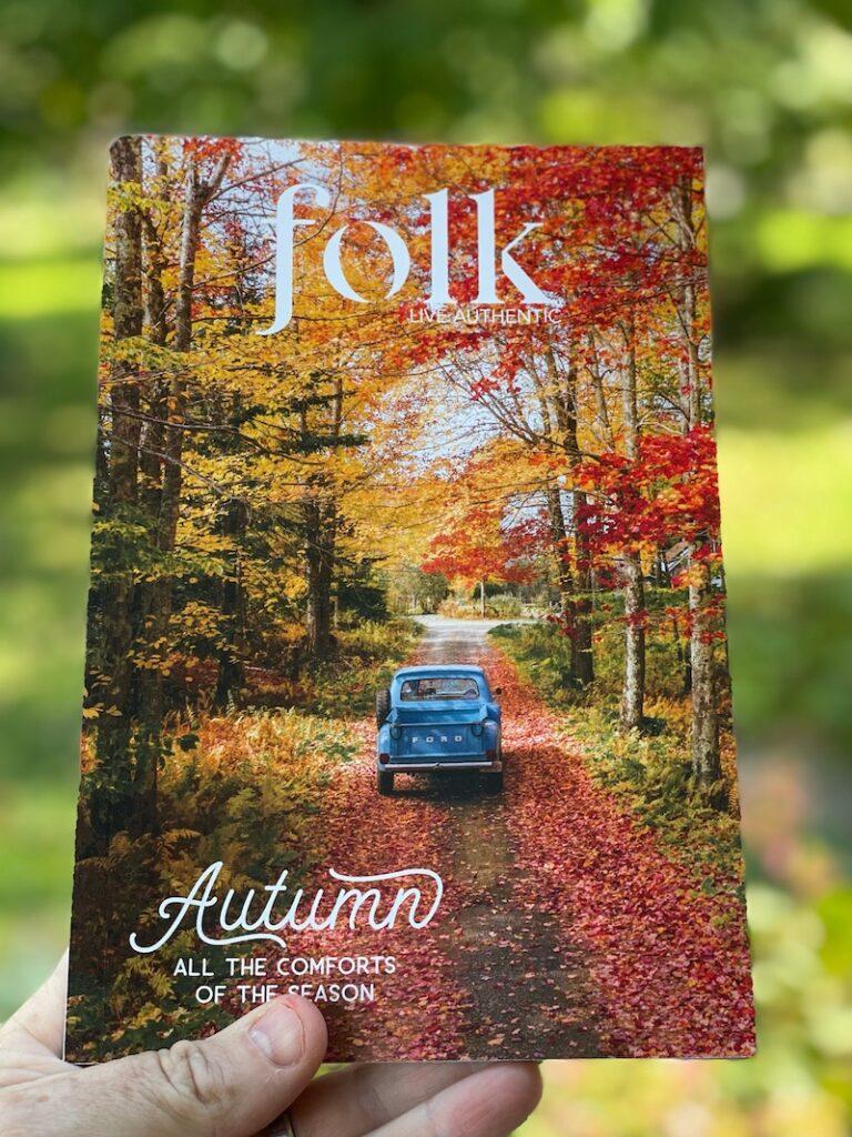 Folk Magazine ~ Live Authentically